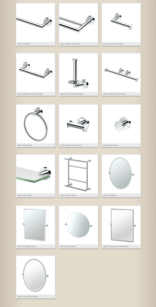 Gatco New Glam Suite Collection Rubenstein Supply Company