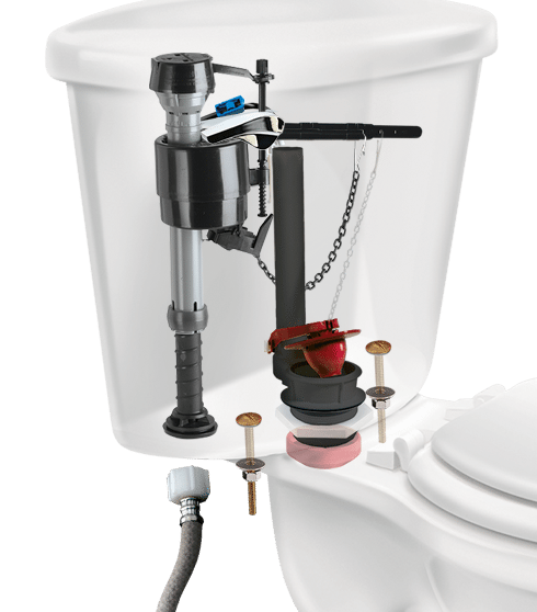 Toilet Repair Guide Ii Rubenstein Supply Company
