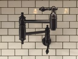 Oil Rubbed Bronze Pot Filler Faucet Photos Office And