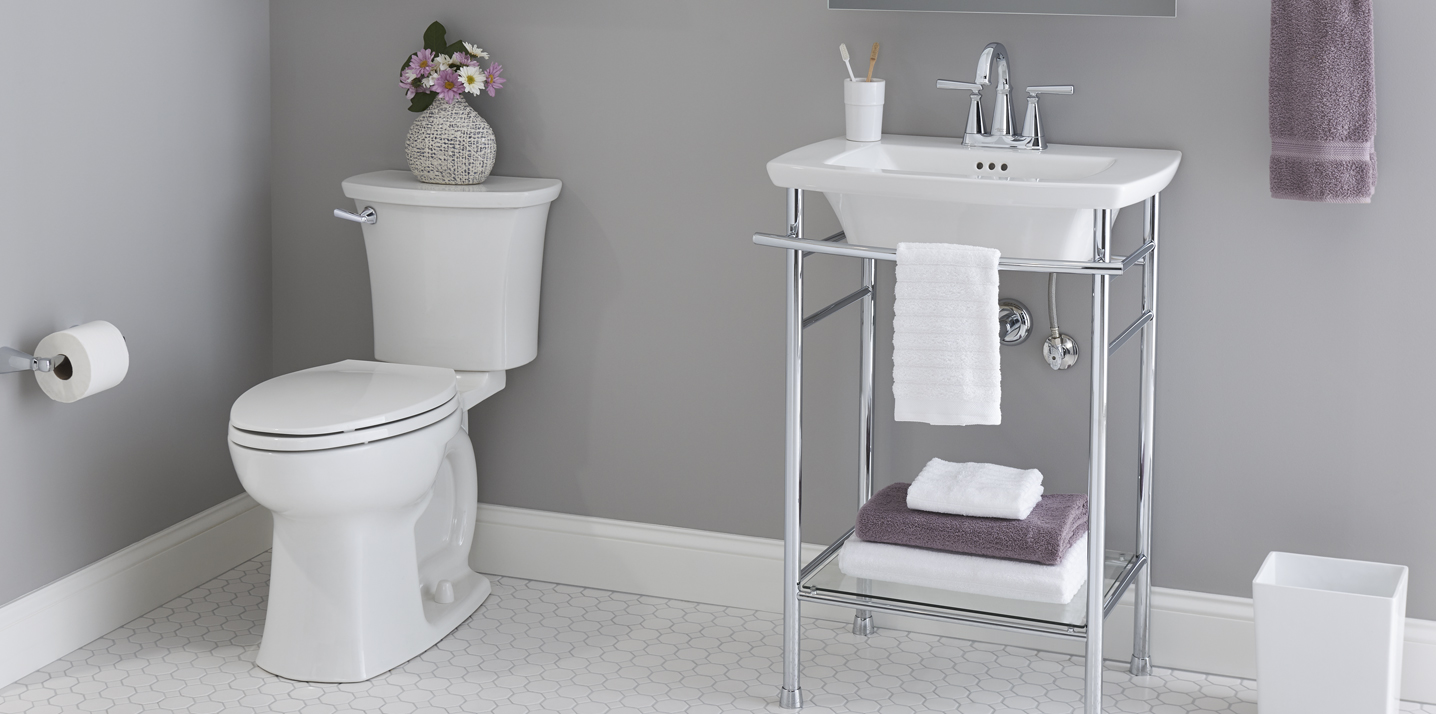 american standard bathroom sinks the edgemere collection from american standard 15383
