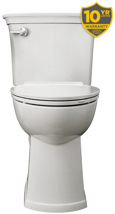 Spring Cleaning American Standard Self Cleaning Toilet