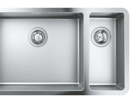 GROHE Introduces New Kitchen Sink Collection – Rubenstein ...