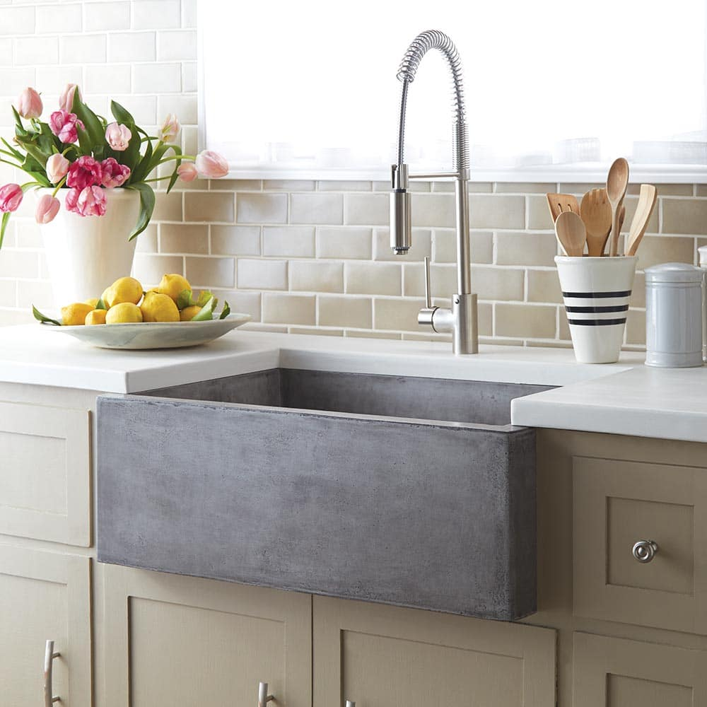 Hot in February: Native Trails Apron Sinks – Rubenstein ...